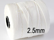 2.5mm Polyester Braided Cord