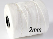 2mm Polyester Braided Cord