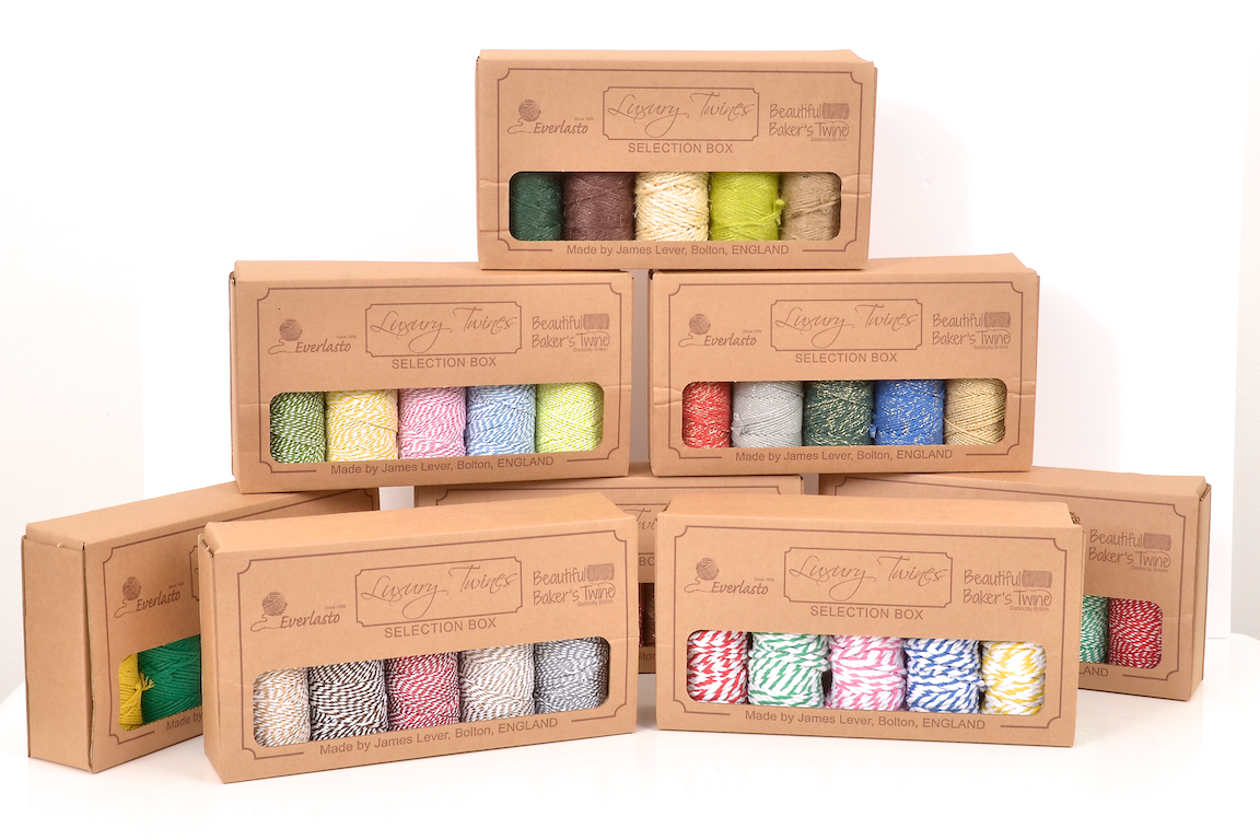 Luxury Twine Selection Boxes
