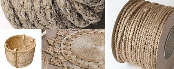 jute craft ropes in 5mm 6mm and 7mm  image showing jute rope in craft projects