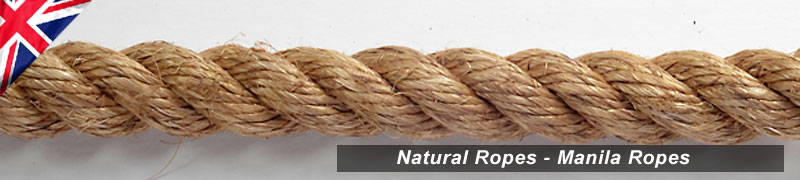 manila ropes sales of natural manila ropes manufactured from three strand jute