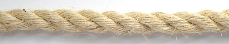 sisal ropes for sale in 6mm to 32mm diameters a high qualyt tree strand natural rope