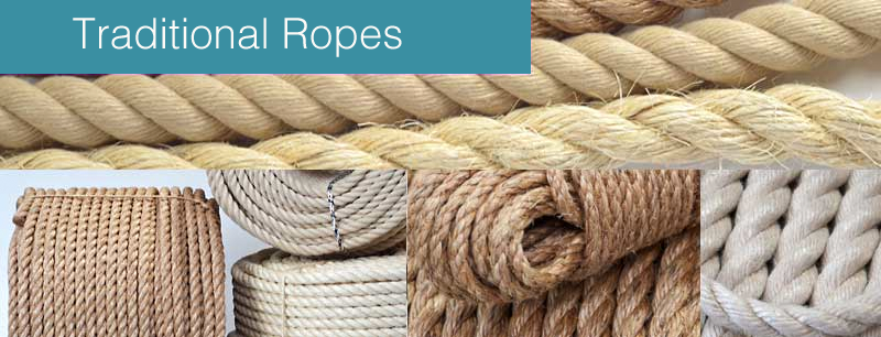 traditional ropes sold at the craft twinery the natural range in sisal manila jute sisal and hemp sold by meter or rolls