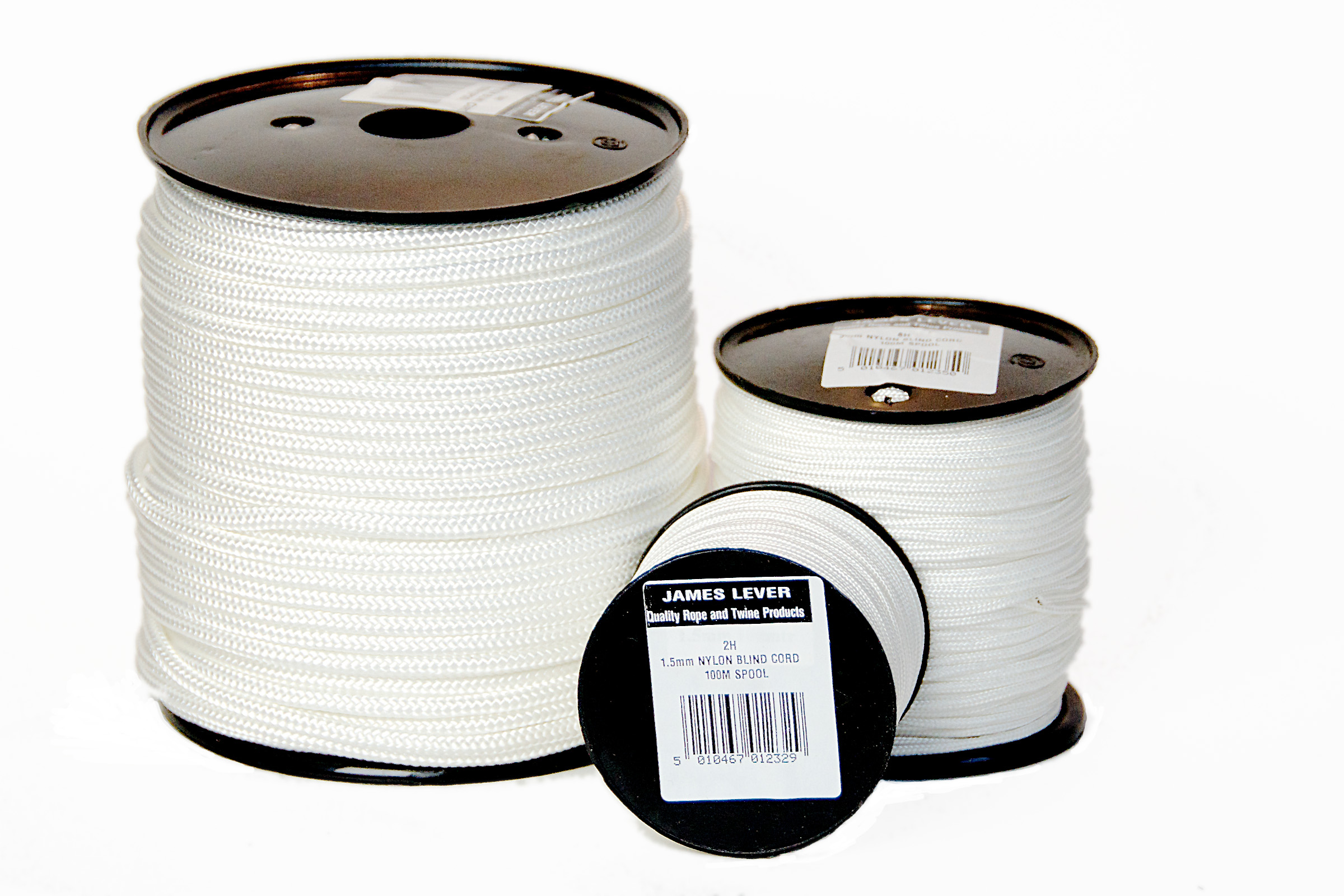 1.5mm Polyester Braided Cord