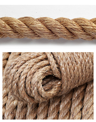 12mm x 100m EVERLASTO NATURAL MANILA ROPE