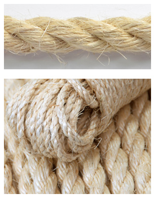 28mm x 100m EVERLASTO NATURAL SISAL ROPE