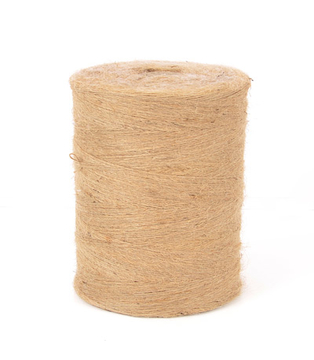 1MM EXTRA FINE 1/12 NATURAL JUTE CRAFT TWINE