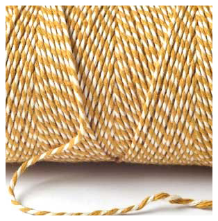 Bakers Twine - York Gold