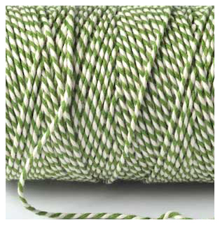 Bakers Twine - Lime Green