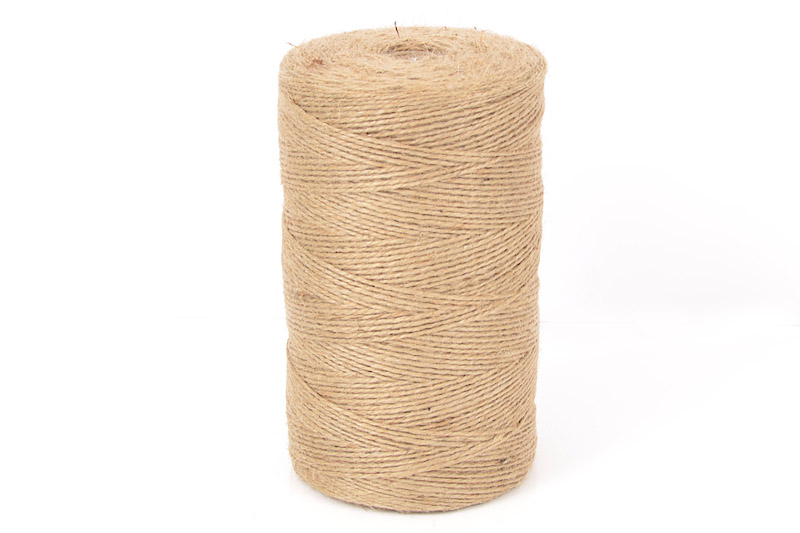 1.5MM THIN 2/16 NATURAL JUTE CRAFT TWINE