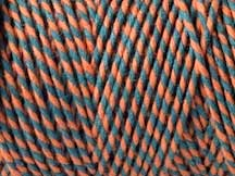Bakers Twine -  ORANGE AND ETON BLUE