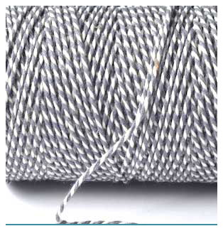 Bakers Twine - Lakeland Slate Grey