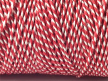 Bakers Twine  - Beefeater Red