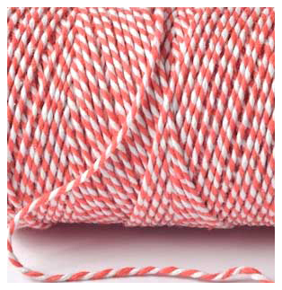 Bakers Twine - Strawberry