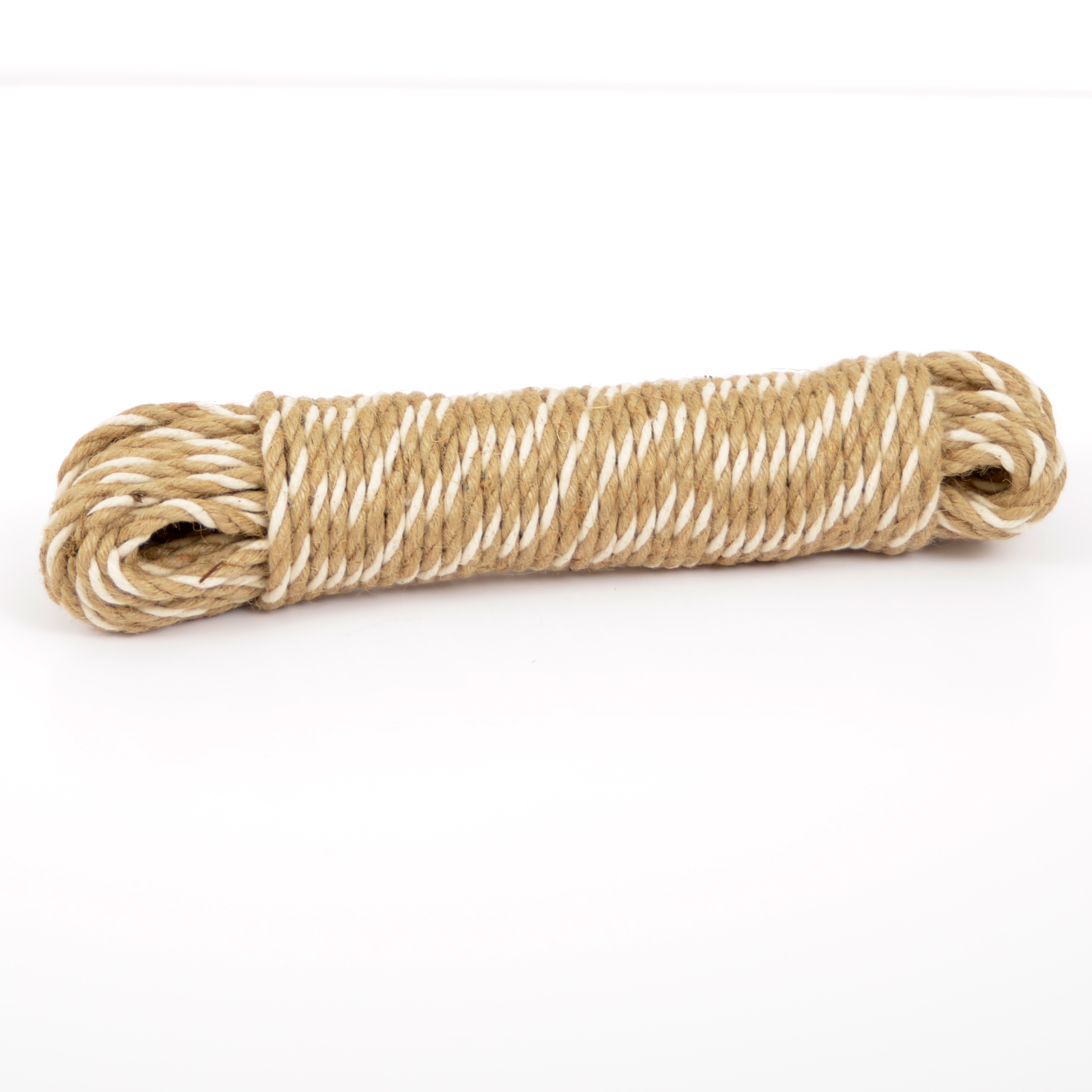 6MM EVERLASTO MIXED FIBRE TWISTED ROPE 25M