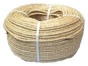 SISAL DECKING ROPE 6mm x 30m