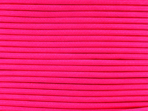US 550 PARACORD NEON PINK 10M