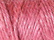 COLOURED JUTE TWINE - CANDY FLOSS