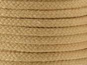 brown magic ropes braided rope in a light brown colour manufactured and supplied world wide by James Lever