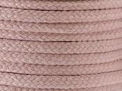 pastel pink cotton ropes for magic tricks in  cotton