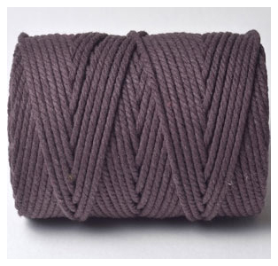 CHUNKY BAKERS TWINE SOLID - BROWN