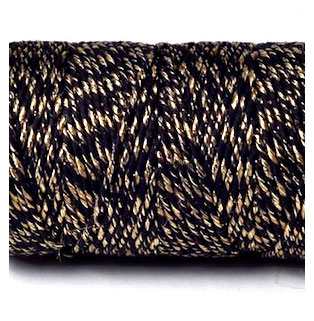 SPARKLE Bakers Twine - BLACK