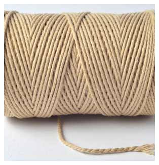 BLOND - 100M Bakers Twine Finest