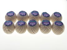 EVERLASTO COTTON STRING 2MM X 50G APPROX MEDIUM BALLS 10 PACK