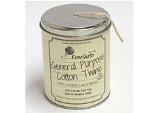 EVERLASTO TWINE IN A TIN COTTON 50M