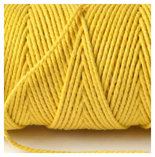 SOLID BAKERS TWINE - DAFFODIL YELLOW