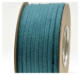 ETON BLUE COLOURED MAGICIANS ROPE 10MM DIAMETER