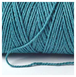 SOLID BAKERS TWINE - ETON BLUE