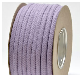 HEATHER COLOURED MAGICIANS ROPE 10MM DIAMETER