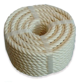 NATURAL COTTON ROPE 24MM X 110M