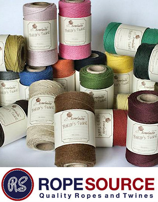 SOLID Bakers TWINE SAMPLE 6 PACK