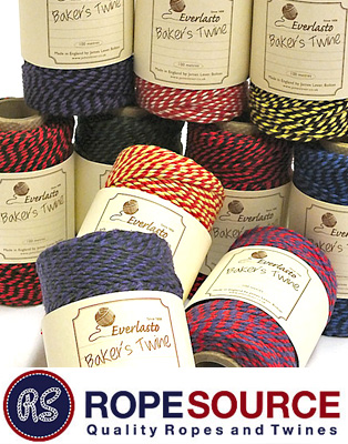 TWO TONE Bakers TWINE RANDOM SAMPLE 6 PACK