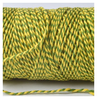 Bakers Twine - LEMON AND LIME