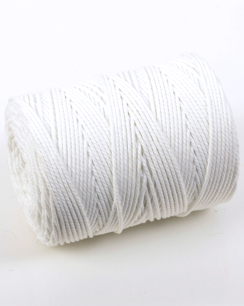 NO.5 POLYESTER PIPING CORD 500G SPOOL (5MM)