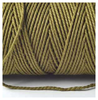 SOLID BAKERS TWINE  - OLIVE