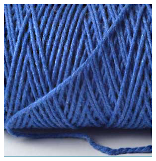 SOLID BAKERS TWINE - OXFORD BLUE