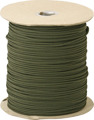 US 550 PARACORD OLIVE 100M
