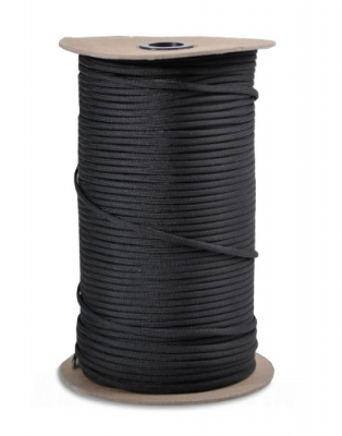 US 550 PARACORD BLACK 100M