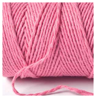 SOLID BAKERS TWINE - PINK