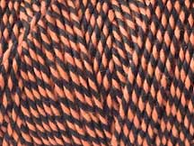 Bakers TWINE BLACK AND ORANGE
