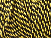 Bakers Twine - YELLOW AND BLACK