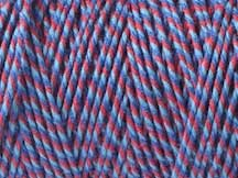 BAKERS TWINE - BLUE SKY AND RED