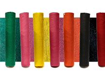 100cm Coloured Hessian Rolls - By The Metre