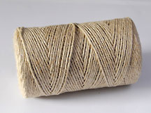 MEDIUM (2MM) FLAX TWINE 1kg SPOOL