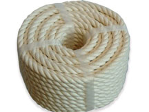 NATURAL COTTON ROPE 20MM X 110M