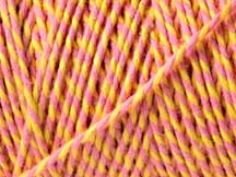 Bakers TWINE PINK AND YELLOW (Mothers Day)